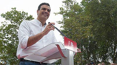 Pedro Sánchez propondrá en el Comité Federal del PSOE liderar un gobierno alternativo a Rajoy