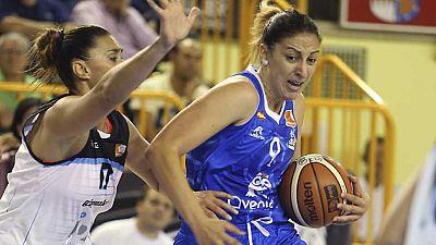 Baloncesto - Supercopa Femenina. Final: Perfumerías Avenida - IDK Gipuzkoa - ver ahora