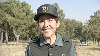 Olmos y Robles - Elena Alférez es Casiana Arrea