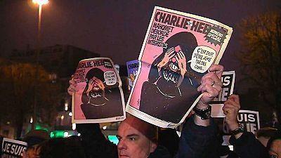 Así arranca el documental 'Charlie Hebdo: Se cruzaron en el camino de los asesinos'