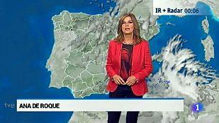El tiempo en Extremadura - 23/09/16