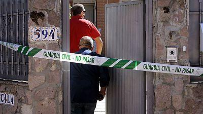 La autopsia de las víctimas del crimen de Pioz apunta a que los autores buscaban información