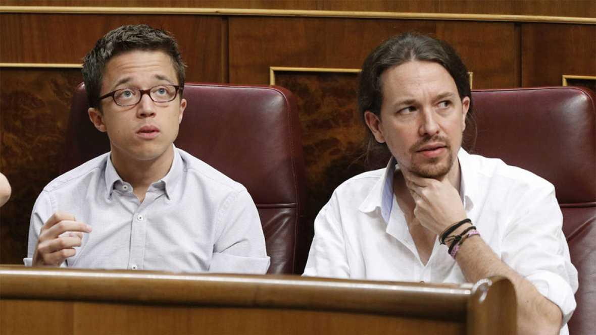 Pablo Iglesias ve con buenos ojos un gobierno alternativo aunque es consciente de la dificultad