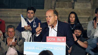 Últimos mensajes en la campaña electoral en Galicia