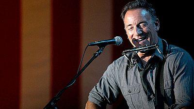 Bruce Springsteen cumple a�os anunciando la publicaci�n de un disco recopilatorio