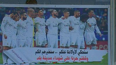 El Estado Islámico extiende el terror al mundo del fútbol