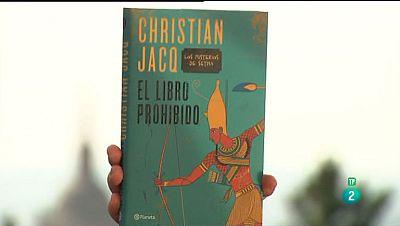 La Aventura del Saber. TVE. Libros recomendados. Christian Jacq. El libro prohibido