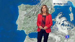 El tiempo en Andalucía - 23/09/16