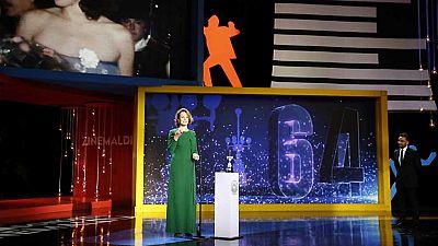 Festival de cine de San Sebasti�n 2016 - Premio Donostia: Sigourney Weaver - ver hora