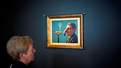 El Pompidou muestra la relación de Magritte con la filosofía