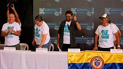 La guerrilla de las FARC ratifica por unanimidad el acuerdo de paz