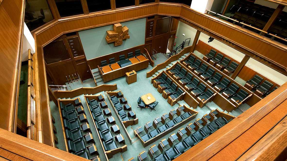 Cerca de 1,8 millones de vascos votan en las elecciones autonómicas de 2016