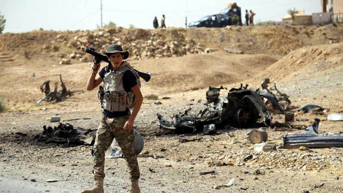 300 militares españoles entrenan al ejército iraquí