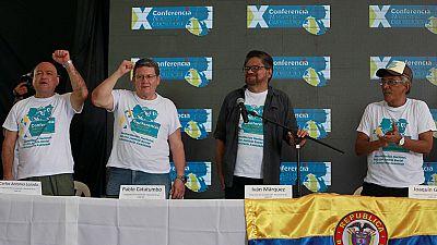 Las FARC comienzan su andadura para convertirse en un partido político