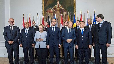 10 países de la ruta de los Balcanes acuerdan un mayor control de fronteras