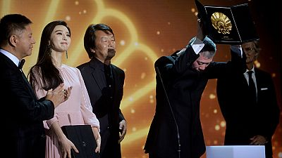 La china 'I am not Madame Bovary' gana la Concha de Oro de San Sebastián
