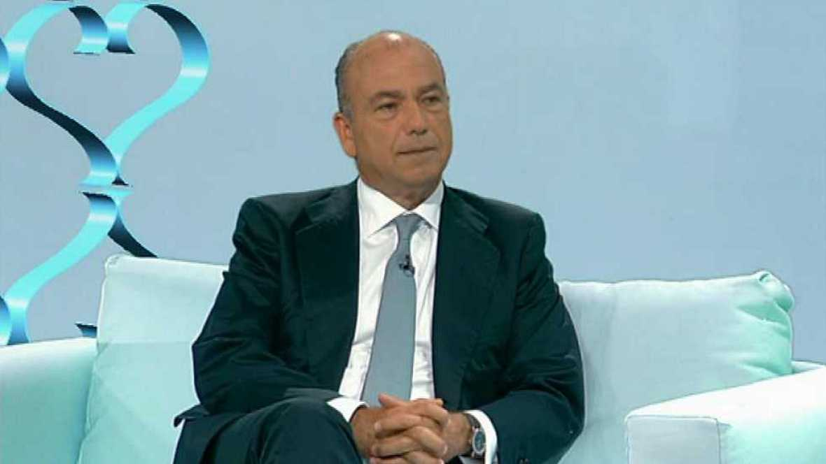 Shalom - Nos visita el presidente de la Federación de Comunidades Judias de España - ver ahora