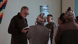 Bolivia, misiones de frontera