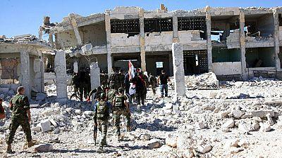 Se recrudece la guerra en Siria