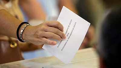 La participaci�n en las elecciones gallegas es del 42,48% a las 17:00 horas