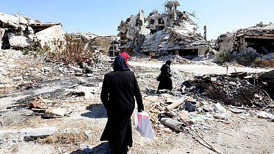 Alepo vive la peor semana en sus seis años de guerra