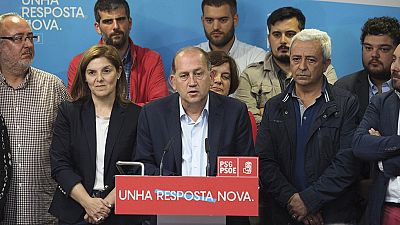 """Leicega llama a """"reflexionar de manera colectiva"""" ante el fracaso electoral en Galicia del PSOE"""
