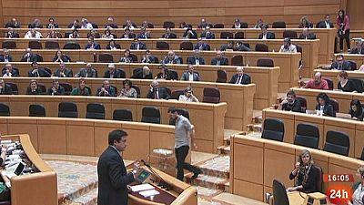 Parlamento - Conoce el parlamento - Senadores de designación autonómica - 24/09/2016