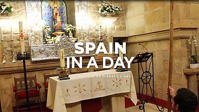 Primeras im�genes de 'Spain in a day'