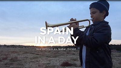 M�sica y bailes tradicionales en 'Spain in a day'