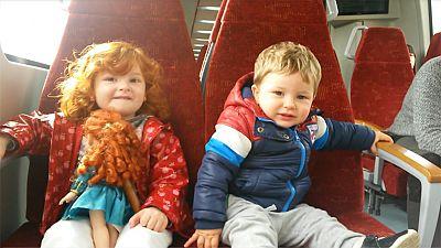 Un viaje en tren, en 'Spain in a day'