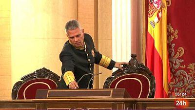 Parlamento - El reportaje - Ujier y rockero - 24/09/2016