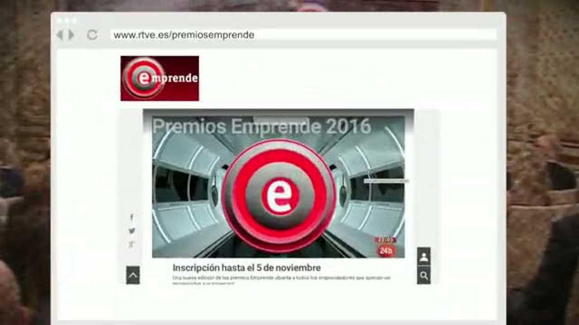 Segunda edición de los premios Emprende