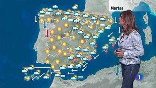 El tiempo en la Comunidad Valenciana - 26/09/16