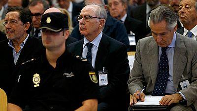 Las defensas de los acusados por las tarjetas opacas de Caja Madrid solicitan la nulidad de las pruebas