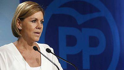 El PP asegura que los resultados electorales en Galicia y País Vasco refuerzan el liderazgo de Rajoy