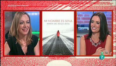 La Aventura del Saber. TVE. Marta del Riego. 'Mi nombre es Sena'