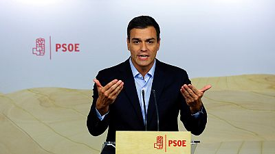 Sánchez prefiere convocar un Congreso en el PSOE a consultar a la militancia si debe abstenerse
