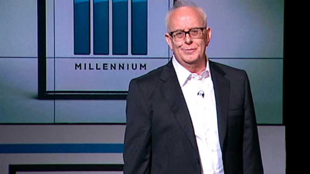 Millennium - Educar en la era digital - ver ahora