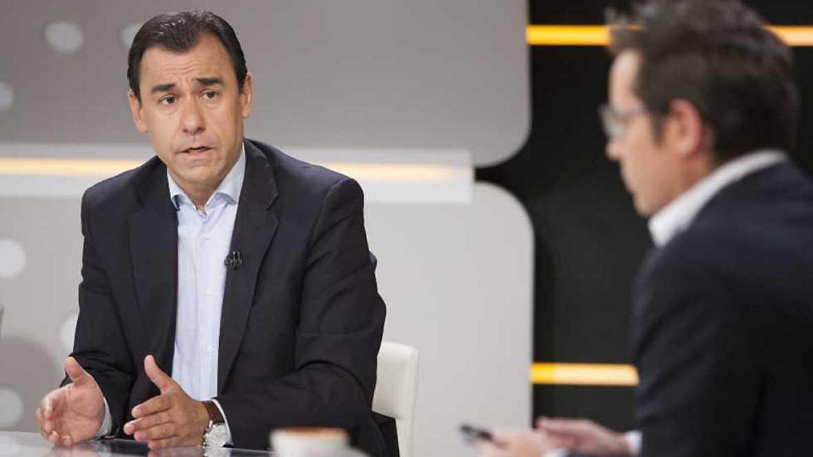 Los desayunos de TVE - Fernando Martínez-Maíllo, vicesecretario de Organización del PP - ver ahora