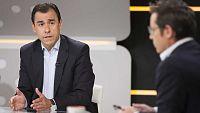 Los desayunos de TVE - Fernando Mart�nez-Ma�llo, vicesecretario de Organizaci�n del PP - ver ahora