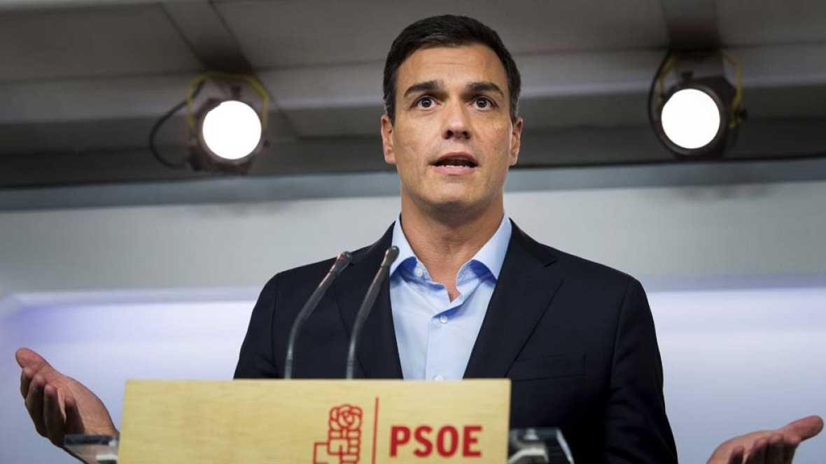 Resultado de imagen de Sánchez no dimitirá