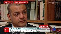 Sentencia del caso Madrid Arena