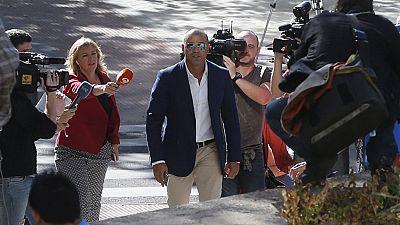 Flores, condenado a cuatro a�os de c�rcel por la tragedia del Madrid Arena