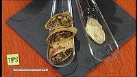 TIPS - Cocina - Burritos de pollo al curry