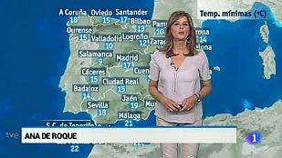 El tiempo en Extremadura - 27/09/16