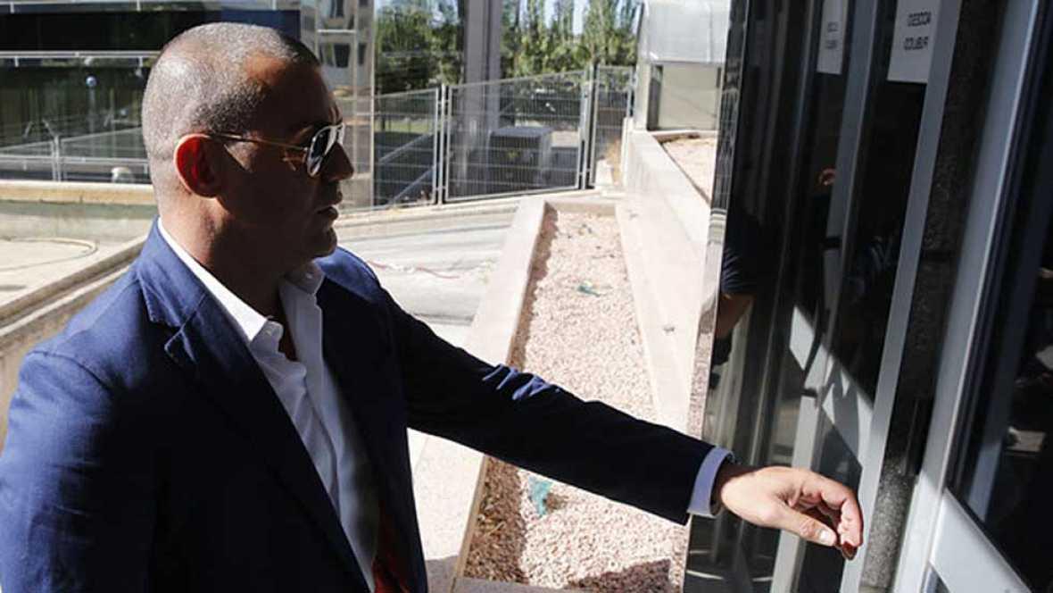 Condenado a cuatro a�os de c�rcel Miguel �ngel Flores, principal acusado por la tragedia del Madrid Arena