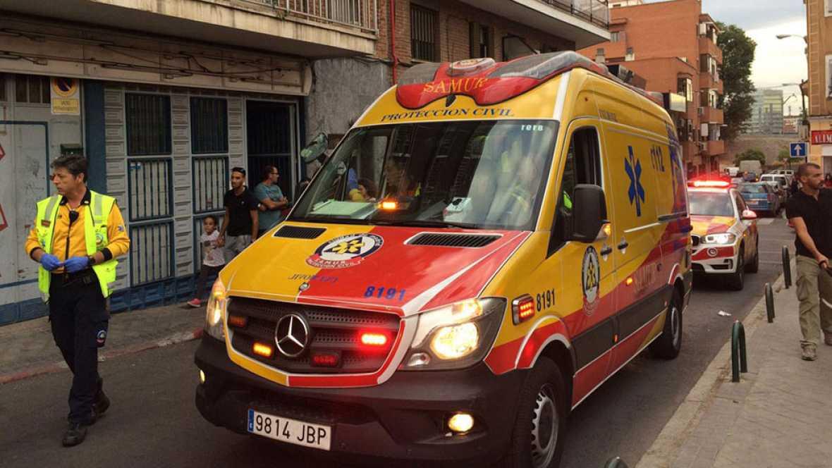 Un joven herido grave tras recibir un disparo en una nueva reyerta entre bandas latinas en Vallecas, en Madrid
