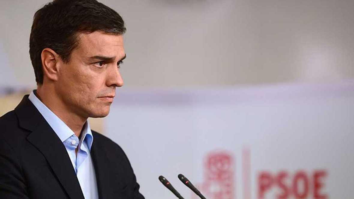 Los planes de Sánchez tienen el visto bueno de la ejecutiva permanente del PSOE
