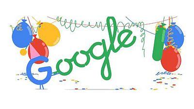 Google llega a su 18 aniversario con un valor de 400.000 millones de euros