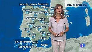 El tiempo en Andalucía - 27/9/2016